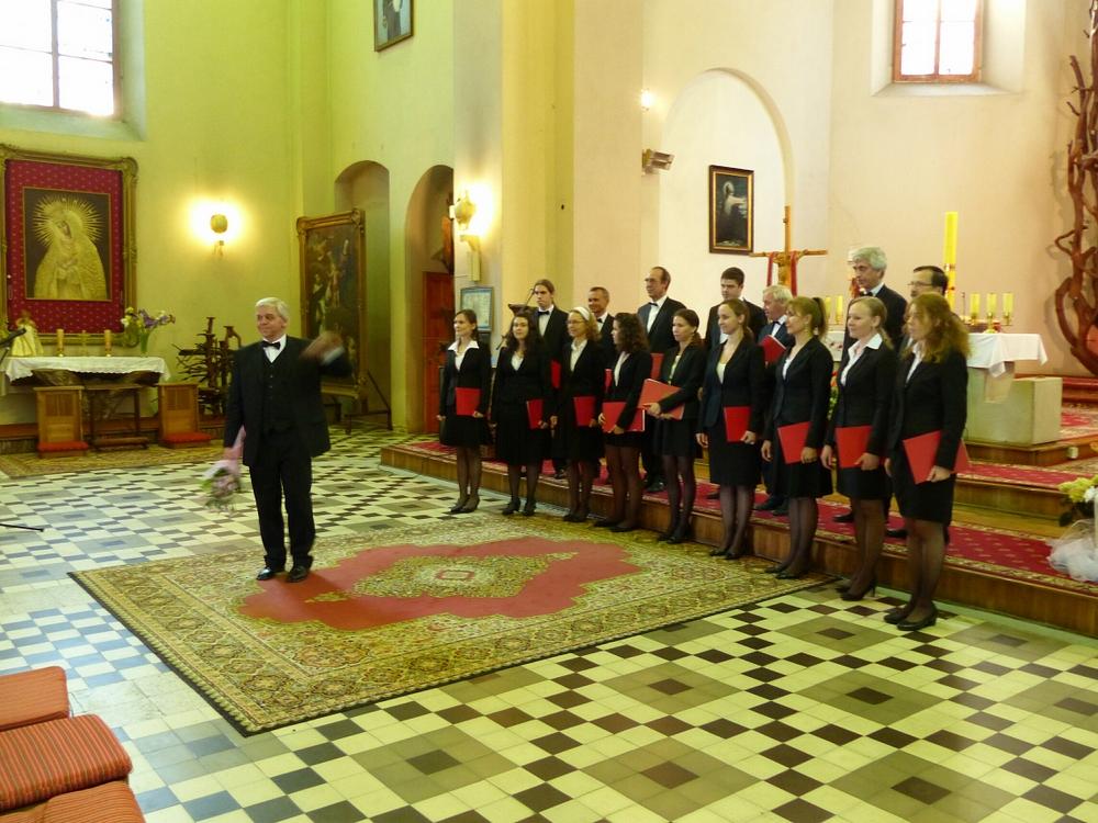 zbor chrysostomos, hajnowka