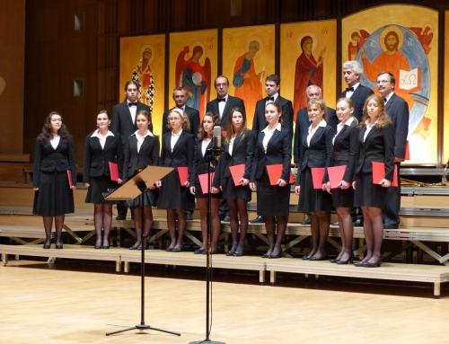 Bratislavský zbor Chrysostomos získal ocenenie na festivale v Poľsku