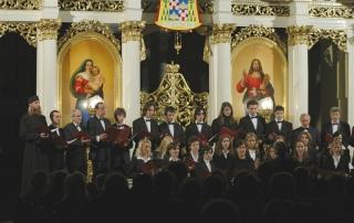 festival duchovných piesní byzantského obradu